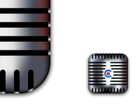 CaptureAudio App Icon