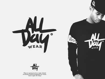 All Day Wear Logo Design
