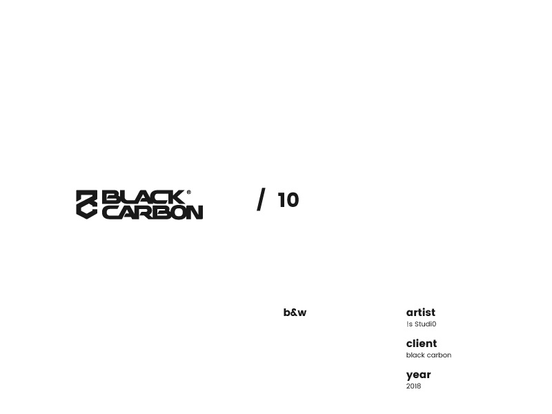 BlackCarbon by !s Studio   Dribbble   Dribbble