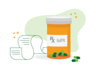 Prescription Illustration