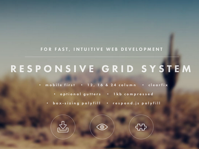 New site for responsive.gs responsive minimal full page image responsive grid photography