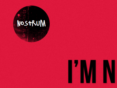 Nostrum Minimal Theme wordpress theme minimal simple clean