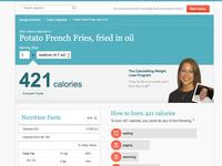 Fatty French Fries