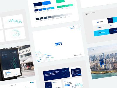 Amenity Analytics Brand machine learning artificial intelligence finance startup brand identity brand