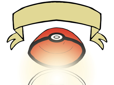 Pokemon Themed Invite Part 1 pokemon invitation illustration