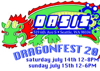 Oasis DragonFest Ad