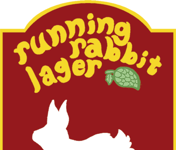 Running Rabit Lager rabbit hops lager beer