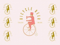 Bicycle Beer: Gold Edition