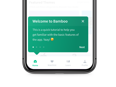 InvestBamboo - Mobile Onboarding exploration V2 freebie nigeria onboarding screen mobile ui ux design