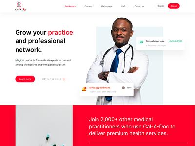 Cal A Doc  For Doctors nigeria mobile medicine doctors