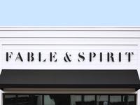 Fable & Spirit Word Mark