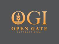 Open Gate International Logo System