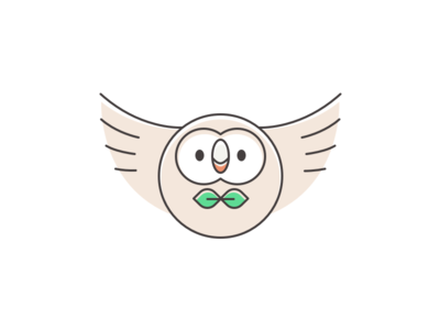 Rowlet owl moon sun illustration leaf rowlet pokemon