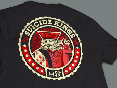 Suicide Kings Shirt