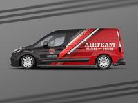 Van Wrap - Airteam