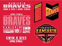 Kamiakin Braves Swim Team