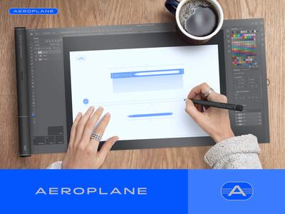 Aeroplane concept future tube oled concept dream aeroplane brand flexible retractable plane design