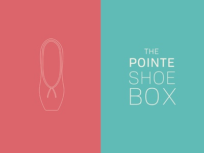 Pointe Shoe Box