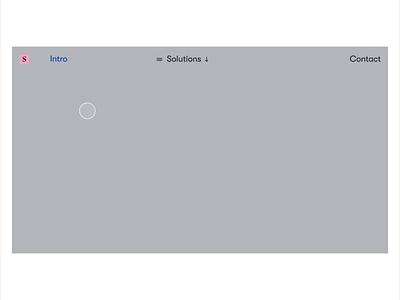UI Explorations animation uidesign