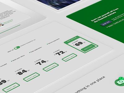 ExpertLEI b2b website ui ux design interface web design c4d finance ui  ux ui design financial fintech