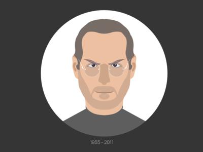 Steve Jobs sketchapp stevejobs
