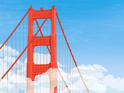 Chrysopylae davidahays chrysopylae david hays bridge golden golden gate san francisco