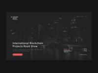International Blockchain Projects Road Show