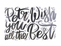 bd lettering