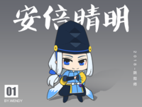 game character-あべのせいめい