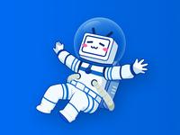 Tv astronaut