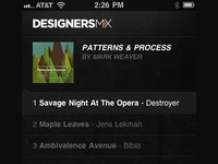 Designers.MX (iPhone)