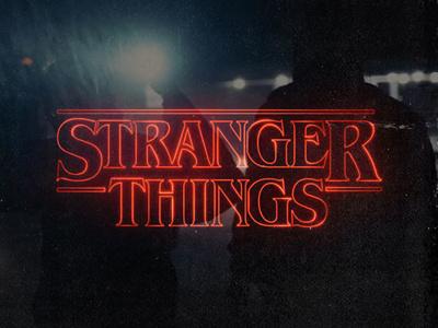 Stranger Things playlist mix designersmx netflix show things stranger nostalgic soundtrack stranger things synth 80s