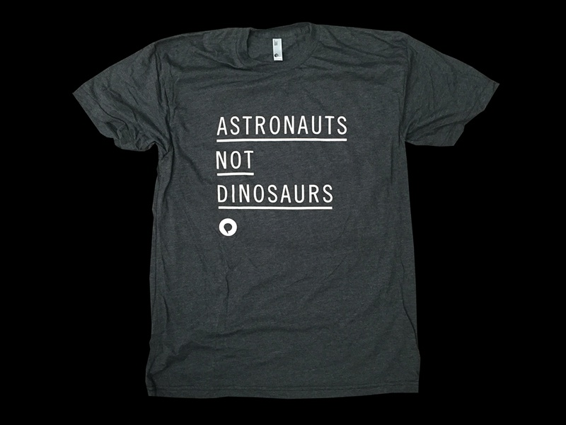 2016 Paramore Retreat digital paramoredigital paramore shirt tshirt learn evolve agency brand retreat dinosaurs astronauts