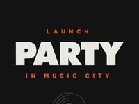 Dm party invite