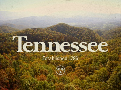 TN tennessee state home 1796