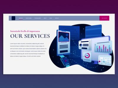 NinjaBit's Services