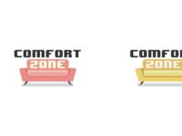 comfort zone logo study