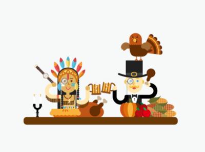 Thanks giving illustration turkey thanksgiving