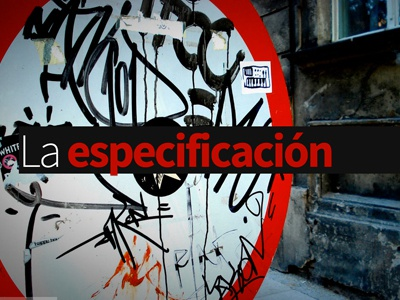 La especificación