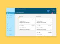 Dashboard - Laundry App