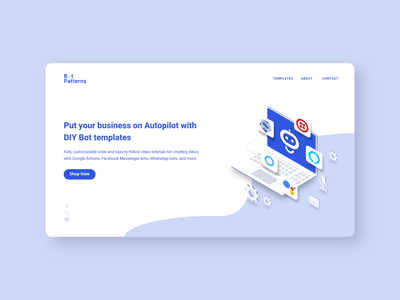 Friendly Ui friendly header colors userinterface uidesign uiux isometric illustration ui