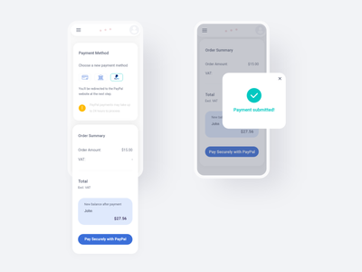 Dashboard payment Ui/Ux design success message payment dashboard design dashboard ui webdesign userinterface uidesign adobexd uiux ui dashboard