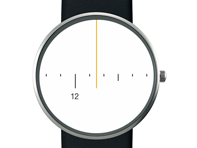 Watchface time smart braun watchface smartwatch minimalistic watch
