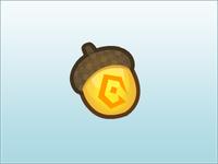 Golden Acorn Currency