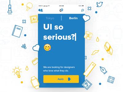 Goodpatch Berlin is hiring!