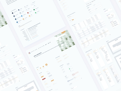WIP - Design system inspired by Carbon