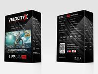 Velocity X Action Cam Box Design