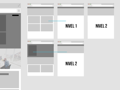 wireframes menu ux design wireframes