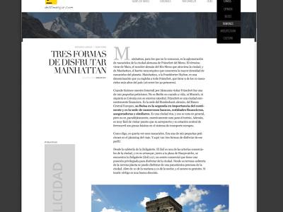 web-magazine