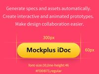 Design handoff & collaboration tool